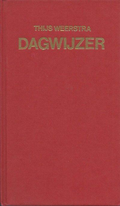 Dagwijzer bijbels dagboek Thijs Weerstra 9024238455 9789024238453 zonder stofomslag