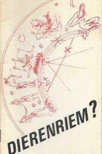 De Dierenriem J L van Baaren 907000528X 9789070005283 5e druk
