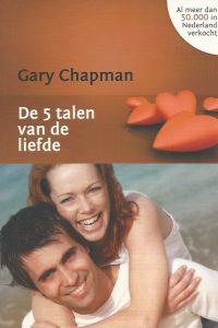 De vijf talen van de liefde Gary Chapman 9063532598 9789063532598 16e druk 2009