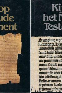 Kijk op het OudeTestament Kijk op het Nieuwe Testament 9010048276 9789010048271