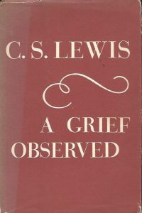 A Grief Observed C S Lewis 0816401373