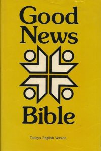 Good News Bible Todays English version 0564004014 9780564004010 0005126339 9780005126332 Brown leather