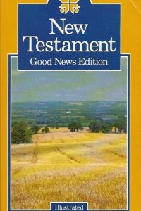 Good news New Testament todays English version The Bible Societies 0564040819 9780564040810