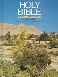 Holy Bible RSV Illustrated Verse Reference Jewel Edition Concordance RSVCI 360 Holman Bible Publishers 052150838X 9780521508384