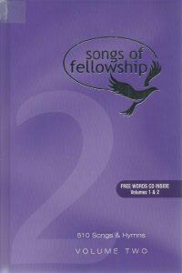 Songs of fellowship Volume 2 Kingsway Music 0854767703 9780854767700