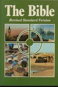 The Bible Revised Standard Version Collins 0564000914 9780564000913