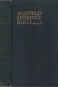 The Scofield Reference Bible Oxford University Press 1917
