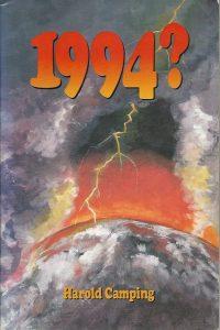 1994 Harold Camping 0533103681 9780533103683