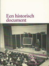 Een historisch document Jozef Rulof De eeuw van Christus 3e druk 1988