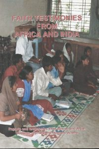 Faith Testimonies from Africa and India C B Beekhuizen