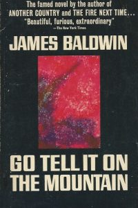 Go tell it on the mountain James Baldwin Dell 2 ed 1965 Dell Books 3007