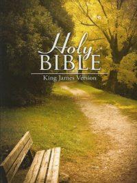 Holy Bible King James Version Larger Print Biblica 1563206536 9781563206535