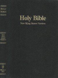 Holy Bible New King James Version SlimLine Flush Cut 0785200290 9780785200291