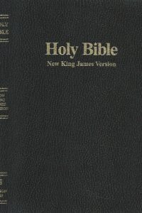 Holy Bible New King James Version SlimLine Flush Cut 0785200290 9780785200291