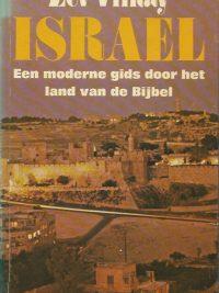 Israel en moderne gids door het land van de bijbel Zev Vilnay 9060100700 9789060100707