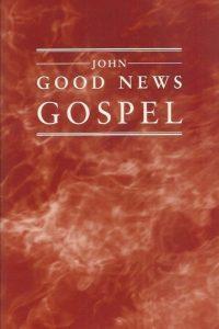 John Good News gospel British and Foreign Bible Society 0564044539 9780564044535