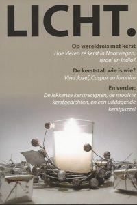 Licht Op wereldreis met kerst RIKI Stichting Martine van Veelen