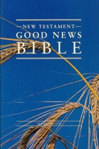 New Testament Good News Bible Illustrated Second edition 1994 0005128722 9780005128725