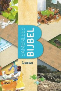 Samenleesbijbel Lucas Nederlands Bijbelgenootschap 908912120X 9789089121202