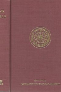 The Bible Authorized Version Published to Commemorate the Third Jubilee of The British Foreign Bible Society 1804 1954 British and Foreign Bible Society 23th imp 1964