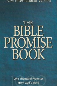 The Bible promise book New International Version Barbour Pub 1990 1557482357 9781557482358