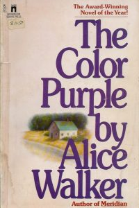 The color purple Alice Walker 0671526022 9780671458539