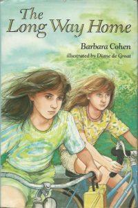 The long way home Barbara Cohen Diane de Groat 0688096743 9780688096748
