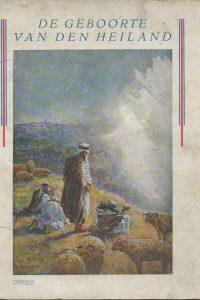 De geboorte van den Heiland Met zeven penteekeningen en twee gekeurde platen Vereeniging voor bijbelverspreiding
