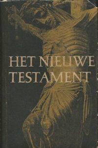 Het Nieuwe Testament van Onze Heer Jezus Christus Dundruk uitgave Katholieke Bijbelstichting Sint Willibrord 1961