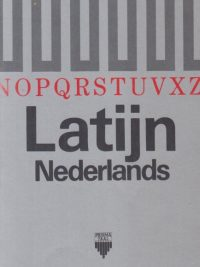 Latijn Nederlands woordenboek H.H. Mallinckrodt 9027417350 9789027417350 19e druk 1988