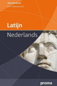 Latijn Nederlands woordenboek H.H. Mallinckrodt 9049106072 9789049106072 24e druk 2010