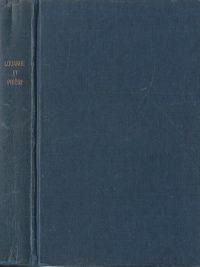 Louange et priere psaumes chorals cantiques repons liturgiques adoptes par les eglises evangeliques de France et de Belgique quatrieme edition 1957