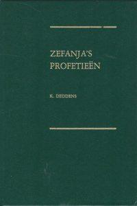 Zefanjas profetieen K. Deddens