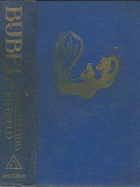 Bijbel in vertelling en Beeld G. Ingwersen 6e druk 1960