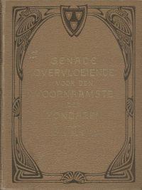 Genade overvloeiende voor den voornaamste der zondaren in een getrouw verhaal van het leven en den dood van John Bunyan 1e druk 1908
