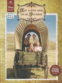 Het Kleine Huis Op De Prairie Twee DVDs 9789047605164