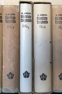 Karl Barth Die kirchliche Dogmatik set 14 banden