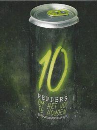 10 peppers om het vol te houden Mirjam Ngoy Verhage 9023920910 9789023920915