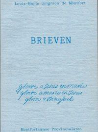 BRIEVEN Louis Marie Grignion de Montfort Montfortaanse Provincialaten 1990