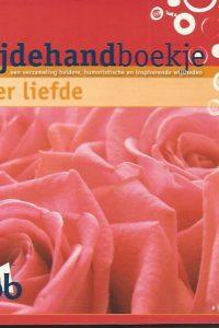 Bijdehandboekje over liefde Internationale Bijbelbond 903231260X 9789032312602 8e druk 2010