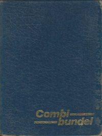 Combi bundel Glorieklokken met Joh. de Heer Tekstboekje M.A. Alt 1965 Blauw