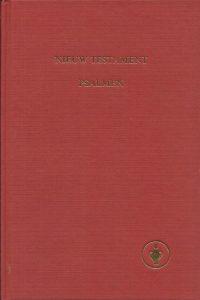 Het nieuwe testament met de Psalmen De Nederlandse Gideons 9075178011 9789075178012