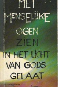 Met menselijke ogen zien in het licht van Gods gelaat Paul Bruggeman Gerard Zuidberg 9020905635 9789020905632