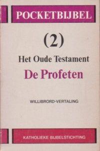Pocketbijbel 2 Het Oude Testament De Profeten Willibrord vertaling 9061732689 9789061732686