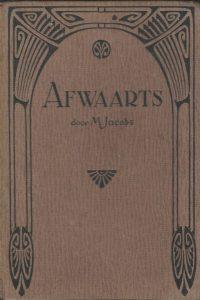 Afwaarts door M. Jacobs
