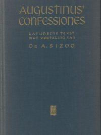 Augustinus confessiones Latijnsche tekst met vertaling van Dr. A. Sizoo 2e druk
