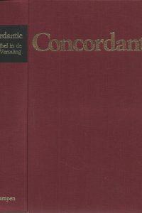 Concordantie op de Bijbel in de nieuwe vertaling van het Nederlands Bijbelgenootschap Complete editie 2e druk 1988