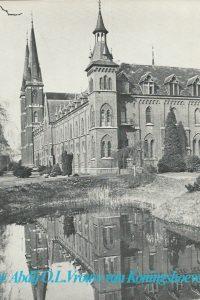 De Abdij O.L. Vrouw van Koningshoeven 1881 1981 Tilburg