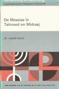 De Messias in Talmoed en Midrasj dr. Rudolf Boon