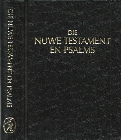 Die Nuwe Testament en Psalms 1983 vertaling Bybelgenootskap van Suid Afrika 0798212489 9780798212489